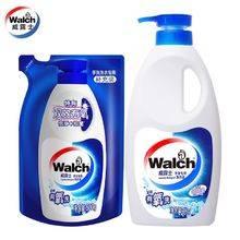 【自营推荐】威露士手洗专用全效洗衣液1kg瓶装+500g袋装