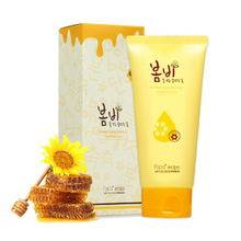 【返场特价】韩国春雨 蜂蜜温和洗面奶120ml 补水滋润保湿洁面乳