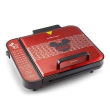 荣事达家用双面加热煎饼机电饼档蛋糕机烙饼煎烤机正品 DSN-BC01