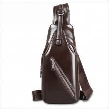新款男士胸包休闲背包单肩斜跨包男士腰包xt99
