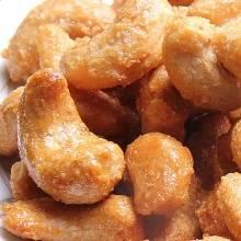 零食干果特产炒货 碳烧腰果仁包邮