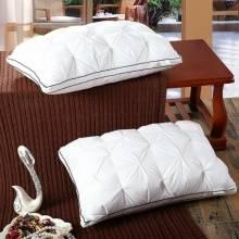 超舒适羽丝绒枕 枕芯  五星酒店专用羽丝绒枕